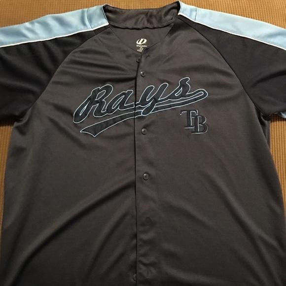 buy online f8671 90045 Tampa Bay baseball jersey dynasty style